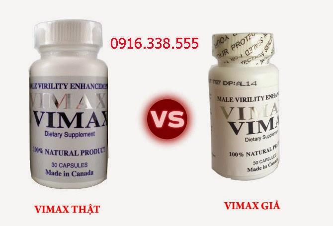 Vimax Pills Chính Hãng Tăng kích thước dương vật và sinh lý