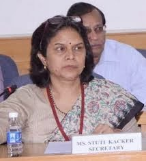 Ms. Stuti Kacker