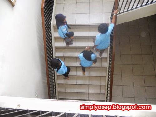 Sehat naik tangga