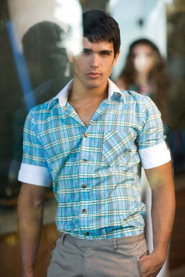 Hot Male Model Edilson Nascimento