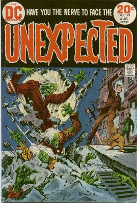 DC Comics' The Unexpected #149
