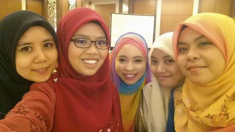 Throwback Raya 2014 - Parlimen Malaysia