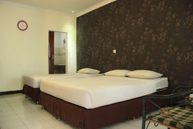 10 Hotel Murah di Bandung Harga 50 - 400 ribuan
