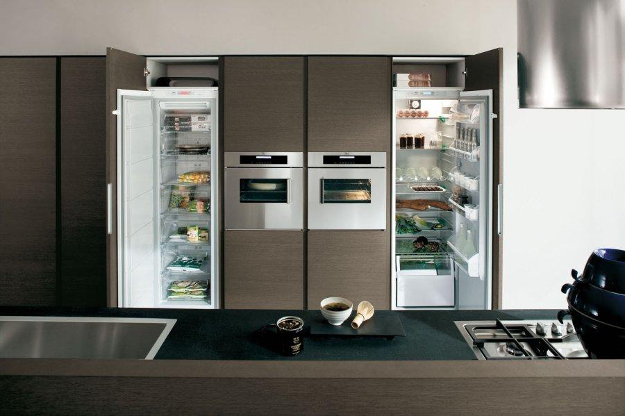 Sal n y cocina juntos pero independientes otra forma de for Cocina y lavadero integrados
