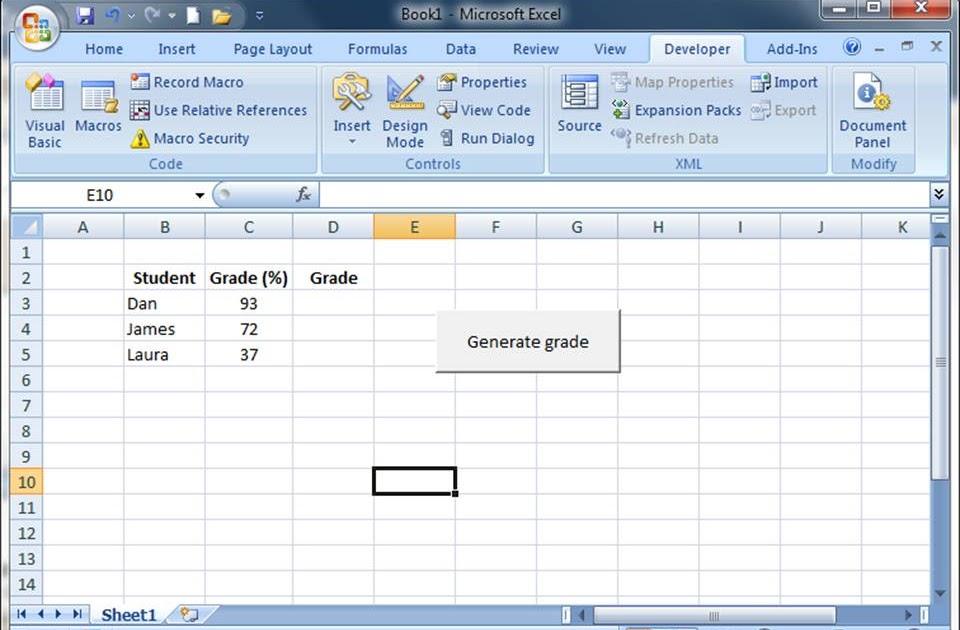 excel final project This final exam will test your knowledge gained from ms word and excel.