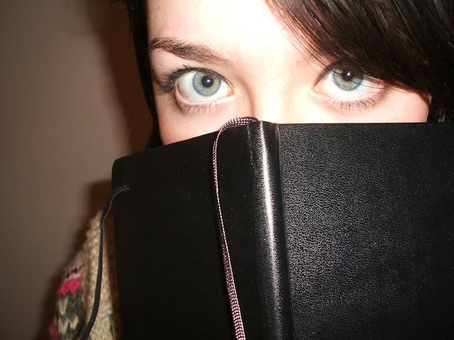 I have big eyes