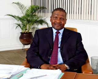 Dangote Splashes N130M On Super Eagles For Reaching the Finals