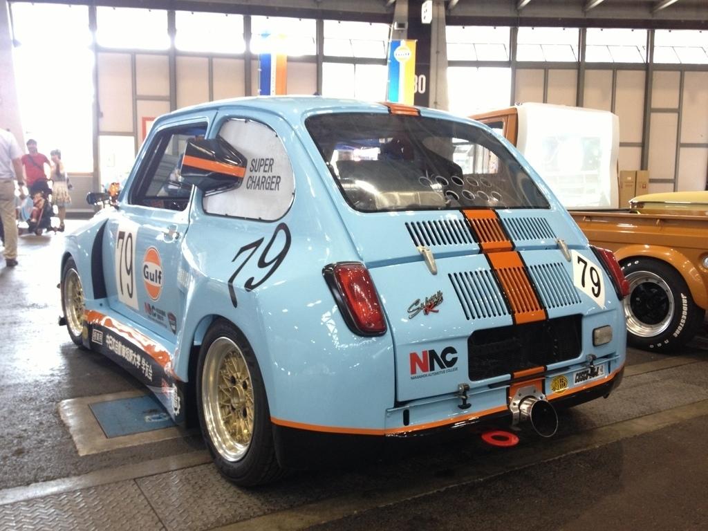 K4-GP, レース, 自動車競技, Subaru R-2, kei car, mały samochód