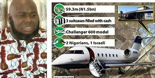asari dokubo jet $9.3 south africa