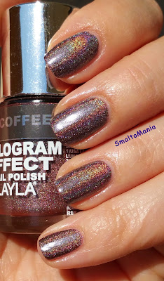 Layla Hologram Effect n.16 Coffee Love