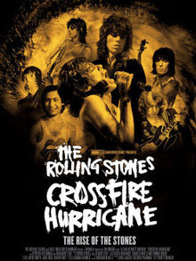 capa Download – Rolling Stones   Crossfire Hurricane – DVDRip AVI