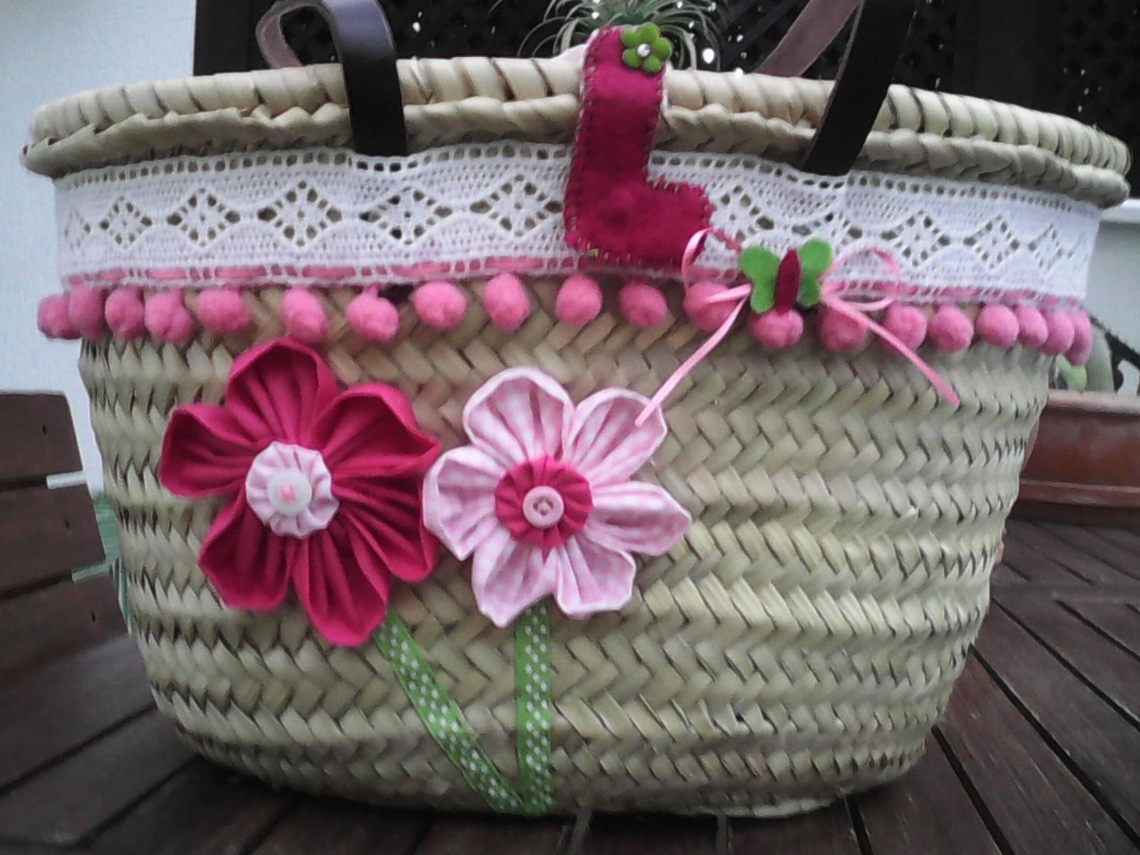 El ba l de aitana cestas para la playa - Cestas para la playa ...