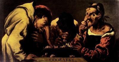 """Pietro della Vechia: """"Los cinco sentidos; el olfato"""". Lacasamundo"""