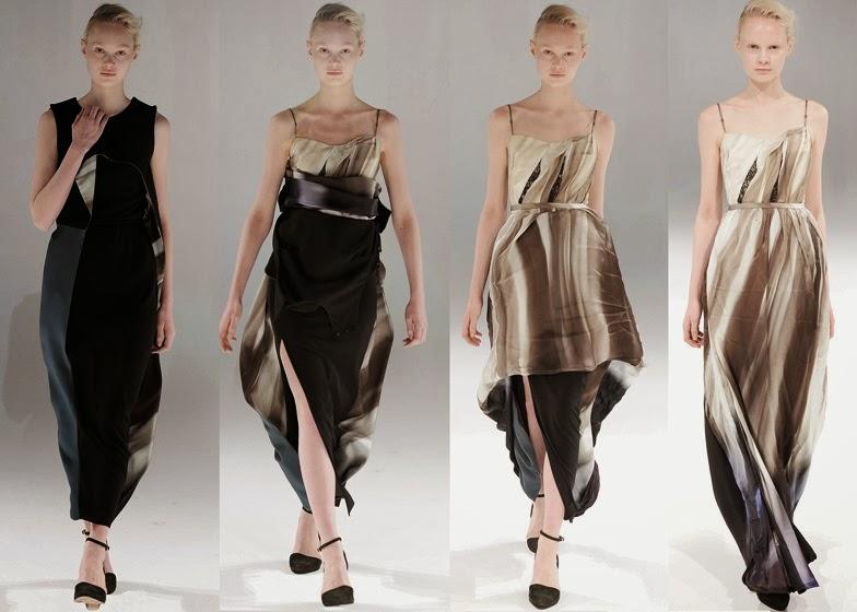Model Fashion Ysl