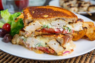 How to make chicken Sandwich