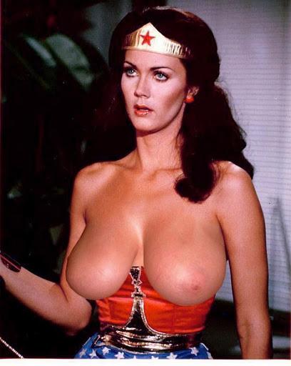 Wonder Woman Lynda Carter Nude Fakes