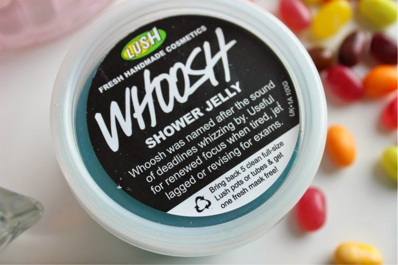 Lush Whoosh Shower Jelly
