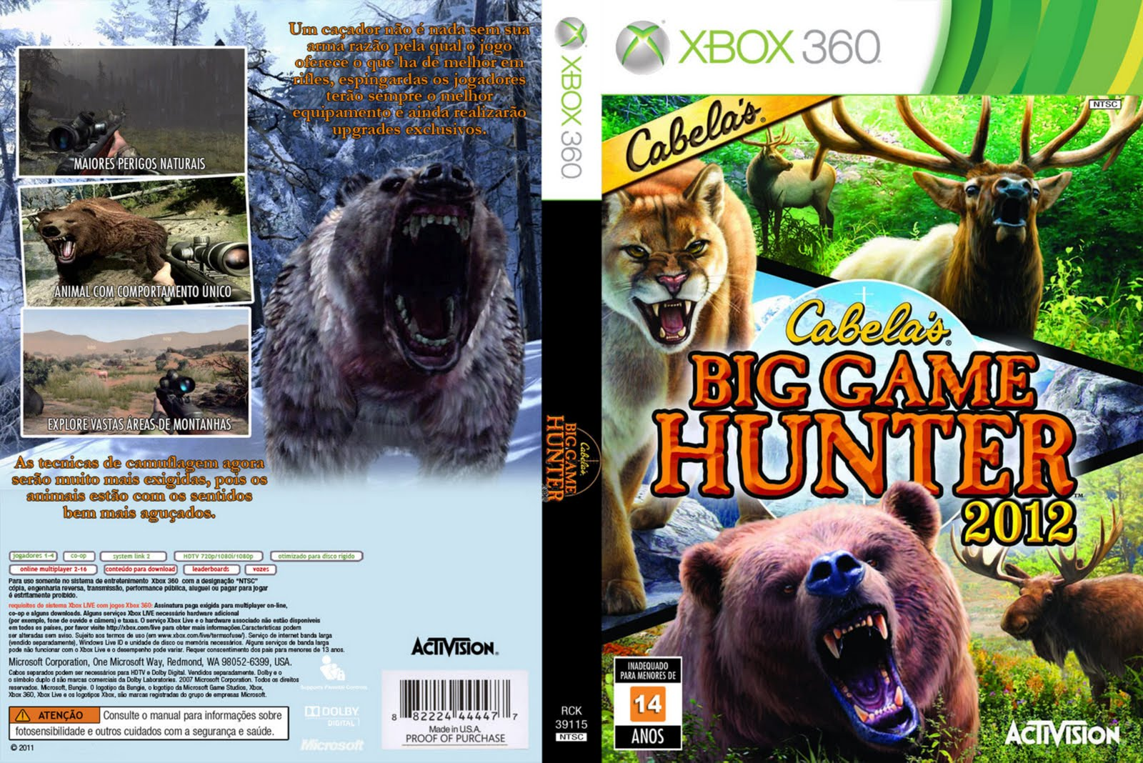 MULTI] Cabelas.Big.Game.Hunter.2012.XBOX360-COMPLEX