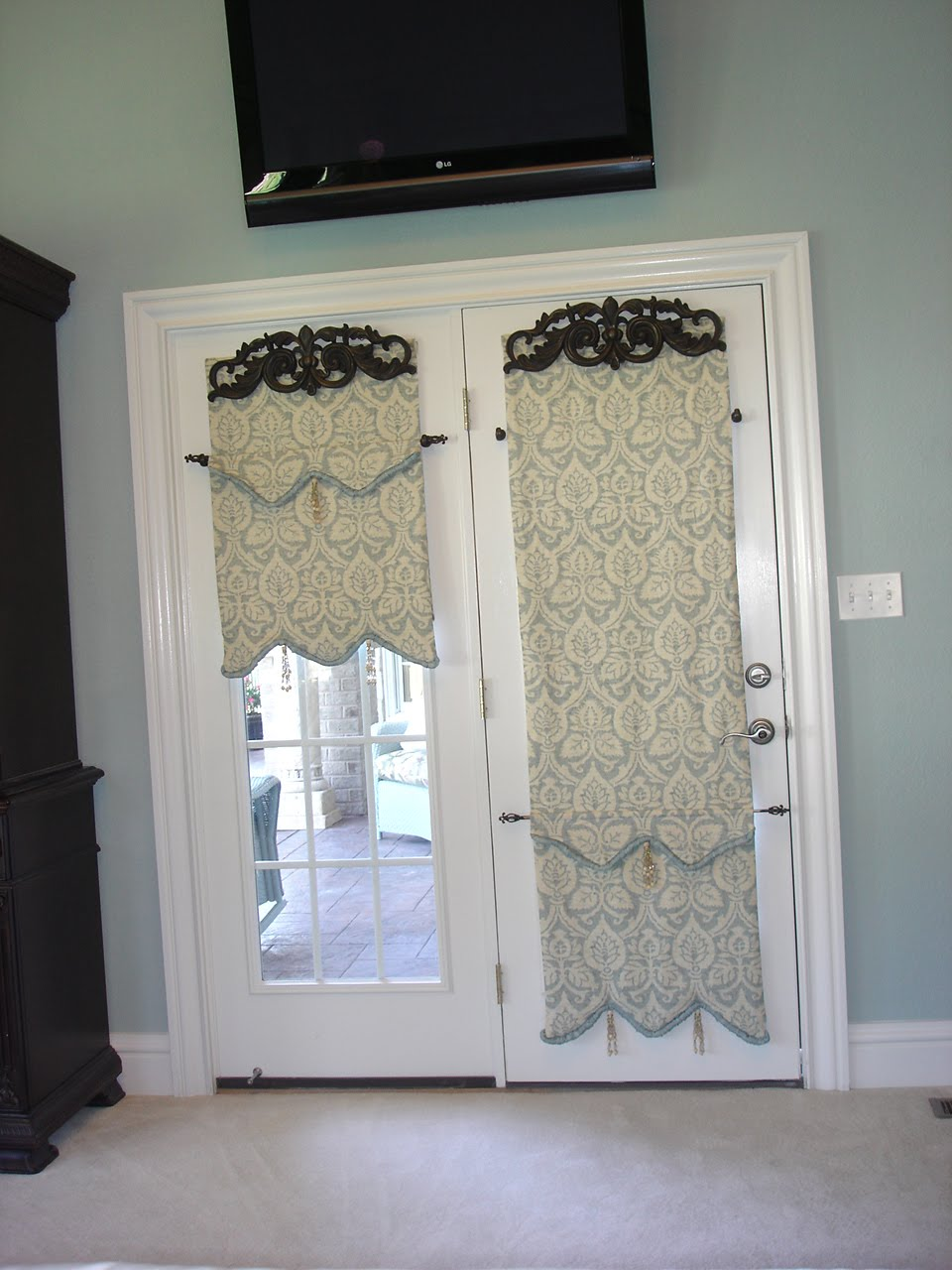 Inspiration Decoration French Doors