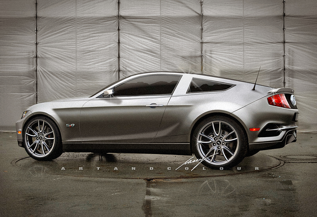casey/artandcolour/cars: Repost: 2014 Mustang?