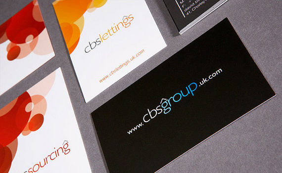 CBS Group Business Card
