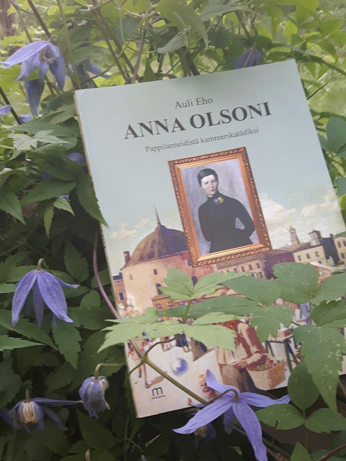 Anna Olsoni pappilanneidistä kamreerskatädiksi