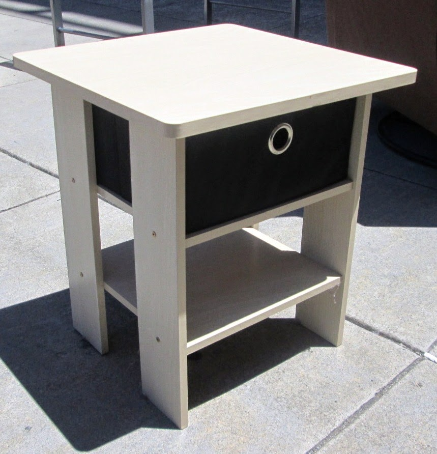 UHURU FURNITURE & COLLECTIBLES SOLD Small Side Table With