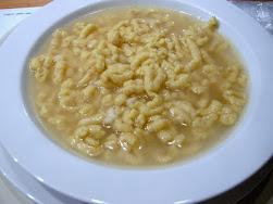 minestre in brodo