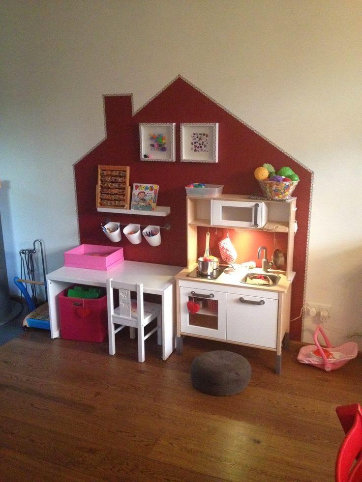 Huiselijke inspiratie voor in de kinderkamer ondeugende for Huis verven inspiratie