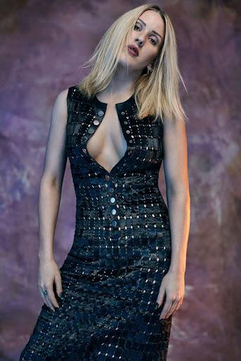 Ellie Goulding hot photo shoot for Rollacoaster Magazine