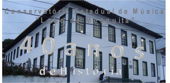 """Conservatório Estadual de Música """"Lobo de Mesquita"""""""