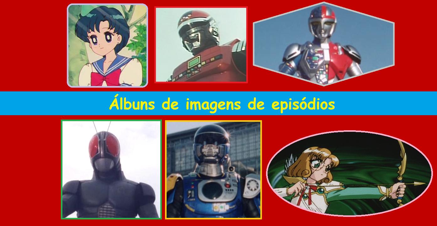 Álbuns de imagens de episódios (EpisAlbum)