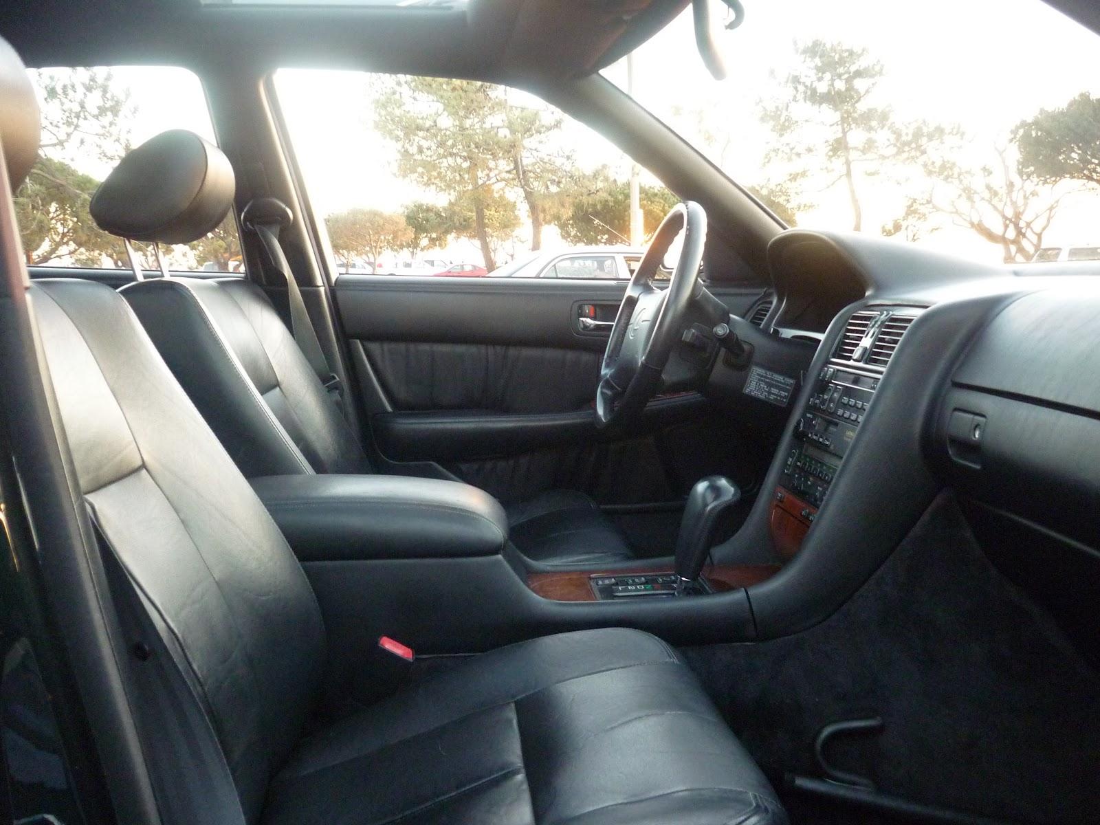 Tamerlane's Thoughts: 1993 Lexus LS400 for sale (plus bonus ...