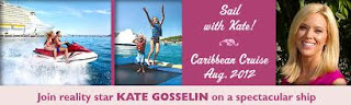 Take a cruise with Kate Gosselin and Royal Caribbean