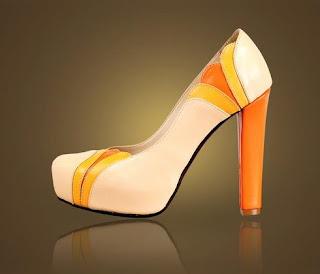 Pantofi cu Toc Inalt si Lat- TocToc Incaltaminte - Pantofi Platforme