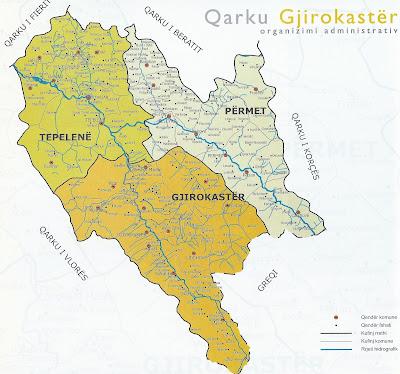 Qarku i Gjirokastrës