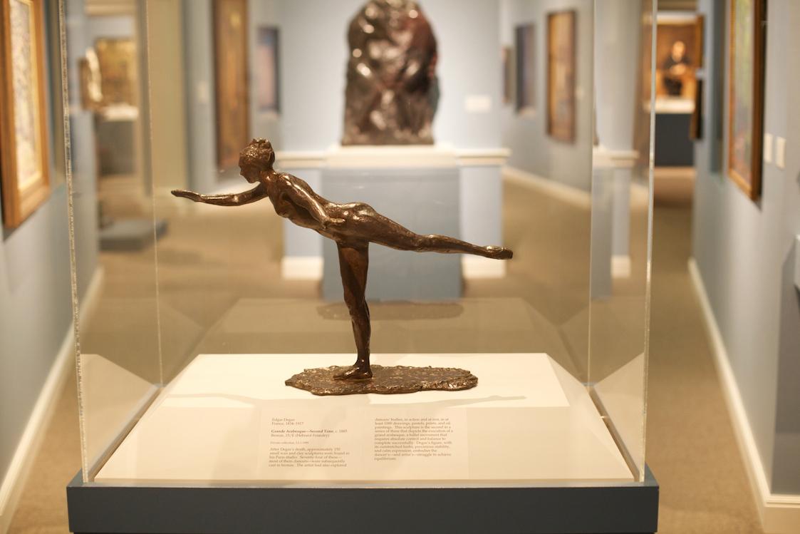 Edgar  Degas  Grande  Arabesque C  Second  Time C