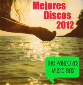 #MejoresDiscos2012