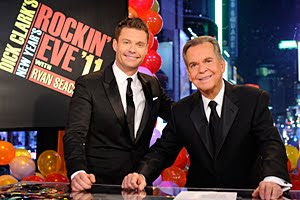 Dick Clark Ryan Seacrest