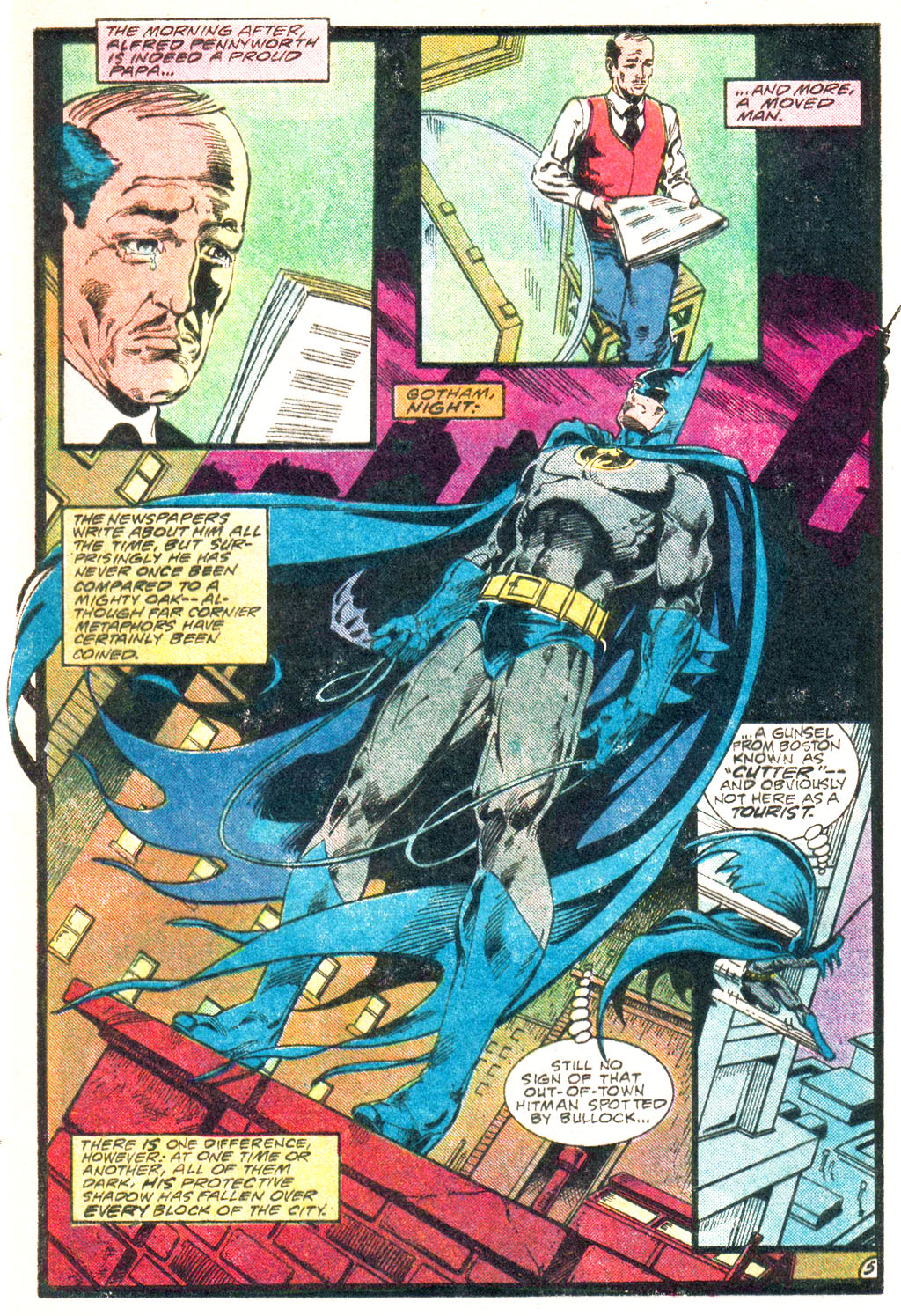 Detective Comics (1937) Issue #552 Page 7