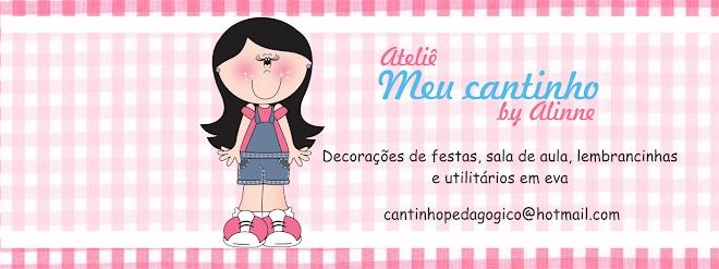 ATELIE MEU CANTINHO DAS ARTES