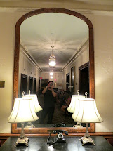 Omni Parker House Charles Dickens Mirror