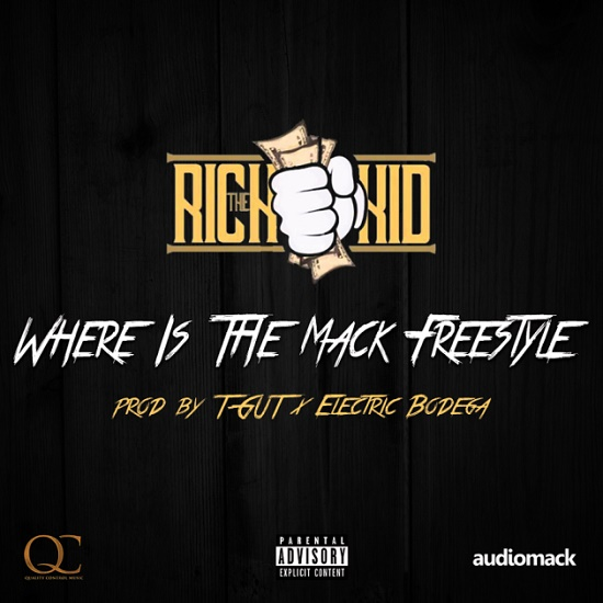 Rich The Kid - Where Is The Mack (Freestyle)
