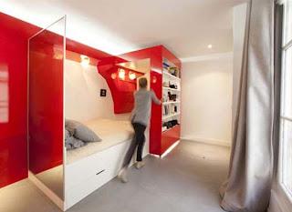 кровать трансформер для подростка