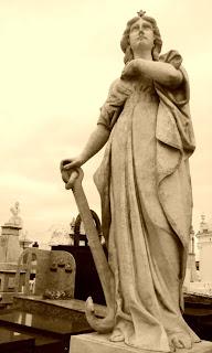 Cemitério de São Gabriel - Jazigo de Gabriel Rodrigues e Família