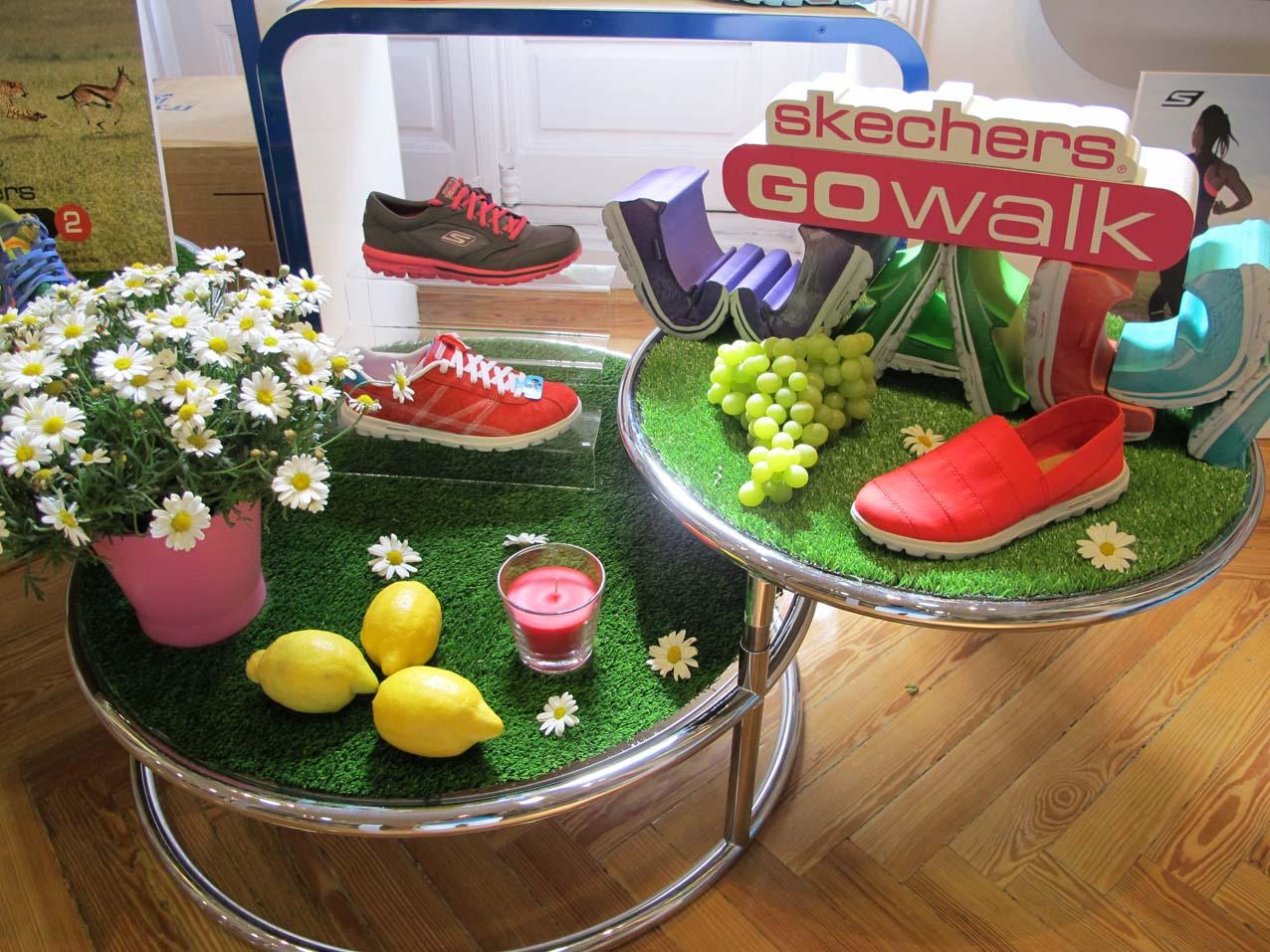 Skechers Gowalk  Pulse Women S Walking Shoes Grey Acqa