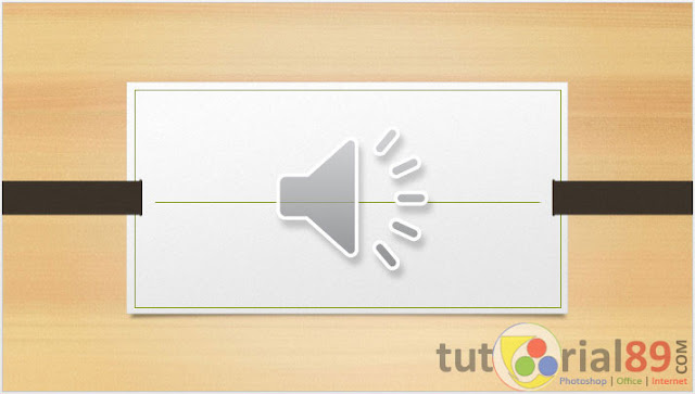Cara menambahkan musik pada presentasi powerpoint
