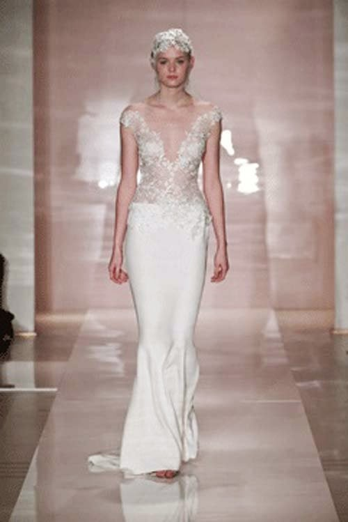 2014 Bridal Fall Collection from Reem Acra