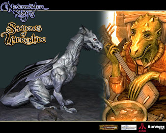 #34 Neverwinter Nights Wallpaper