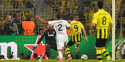 Hasil Pertandingan Dortmund Vs Real Madrid